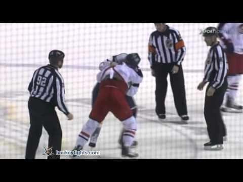 Blake Geoffrion vs. Derek MacKenzie