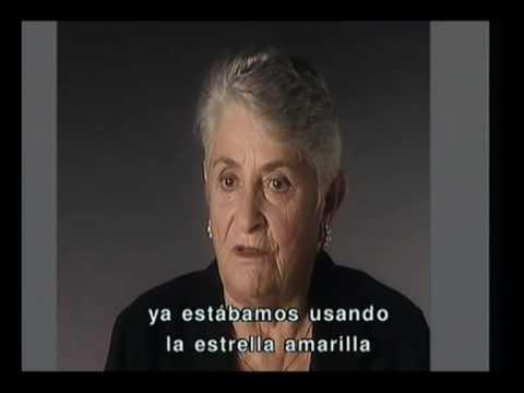 Rita Weiss relata acerca del asesinato de los judíos de Hungría