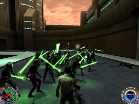 Скачать Игру Star Wars Jedi Knight 2 Jedi Outcast