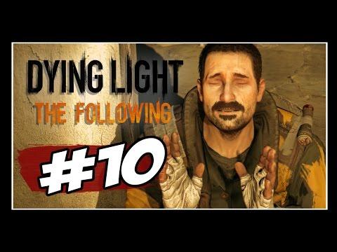 Dying Light: The Following  - Parte #10 - SECA, SOU MUITO BURRO!!  [Dublado PT-BR]