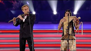 Leo Rojas & Andrea Griminelli - Outstanding performance with Orchestra \