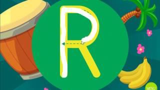 ABC Letter & Number Tracing สอนเขียนตัวอักษรภาษาอังกฤษ ตัวเลข1-9