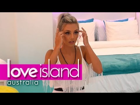 Erin reacts to hearing about Grant's betrayal | Love Island Australia 2018