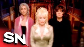 The Trio | Dolly Parton, Emmylou Harris and Linda Ronstadt's final collaboration | Sunday Night