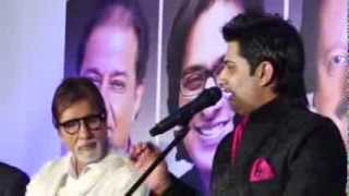 Sumeet Tappoo sings to Mr. Amitabh Bachchan - Neela
