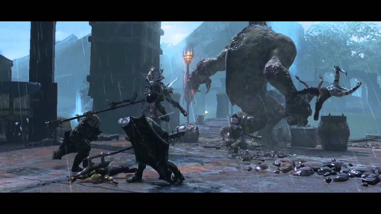 Middle-earth: Shadow of Mordor – Il nuovo trailer