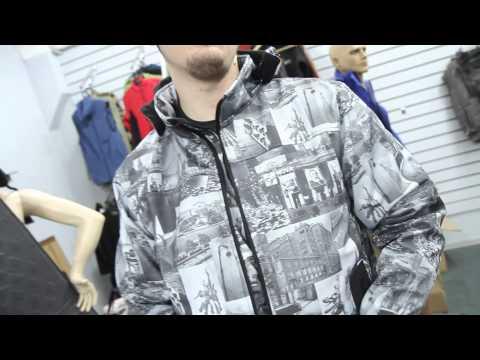 Куртка «Сити» софтшелл мужская. Видеообзор.