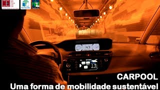 CARPOOL, uma forma de mobilidade sustentável