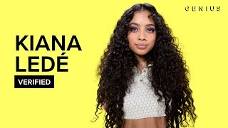 "Kiana Ledé ""Fairplay"" Official Lyrics & Meaning 