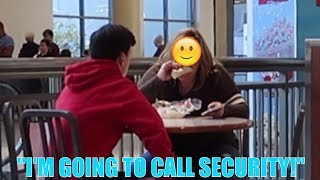 MOANING IN THE MALL PRANK! (COPS CALLED)