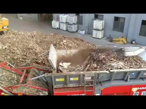 豐鴻 破碎機工作實錄 YouTube 360p
