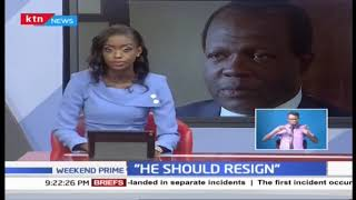 Tuju Under Fire: Mps allied to Ruto wants Jubilee's SG to resign saying he is undermining the DP