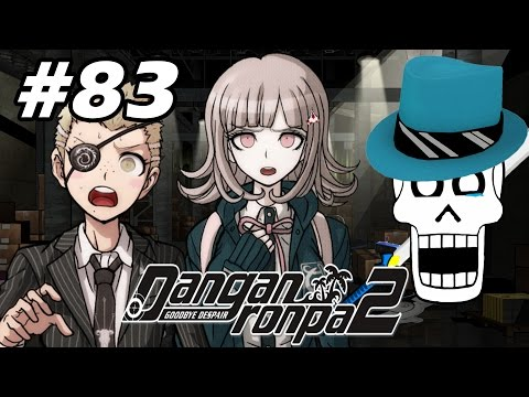 Danganronpa 2 [BLIND] Let's Play - Part 16 Monomi's House