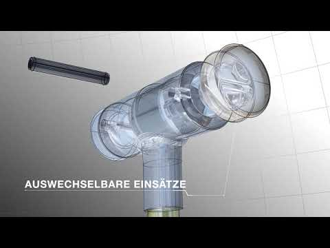 PB Swiss Tools Innovation Rückschlagfreie Hämmer (DE)