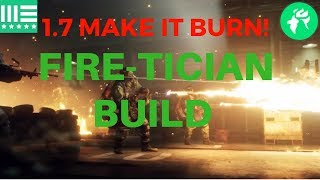 The Division - 1.7 FIRE-TICIAN BUILD!
