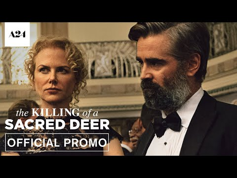 Christmas Caroling with The Killing of a Sacred Deer | Official Promo HD | A24