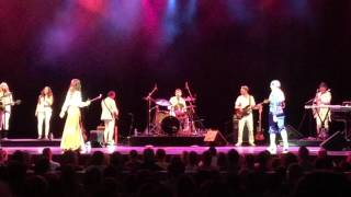 Abba Tribute Band - Waterloo (Swedish & English)