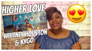 KYGO Ft. Whitney Houston   Higher Love | Reaction | Yes!!!