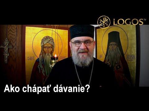 OTCOVIA PÚŠTE (186) - Sv. Izák Sýrsky - Hlbší pohľad na dávanie