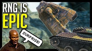► RNG is Epic - Wins and Fails! - World of Tanks: RNGesus #57