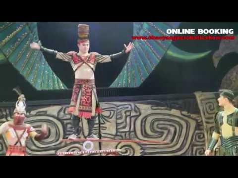Chaoyang Theatre Beijing Acrobatic Show Trailer