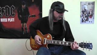 Accept - Fight It Back cover by RhythmGuitarX