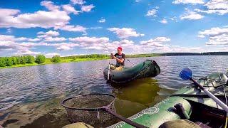 Зверина завязывает спиннинг в узел! Трофейная РЫБАЛКА на живописном озере. РЫБАЛКА 2018