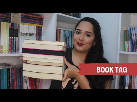 BOOK TAG PRINCESAS DA DISNEY