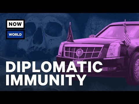 The Worst Crimes Committed By Diplomats