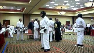 Neil Bullock V Daniel Winner Brown belt finals Nationals
