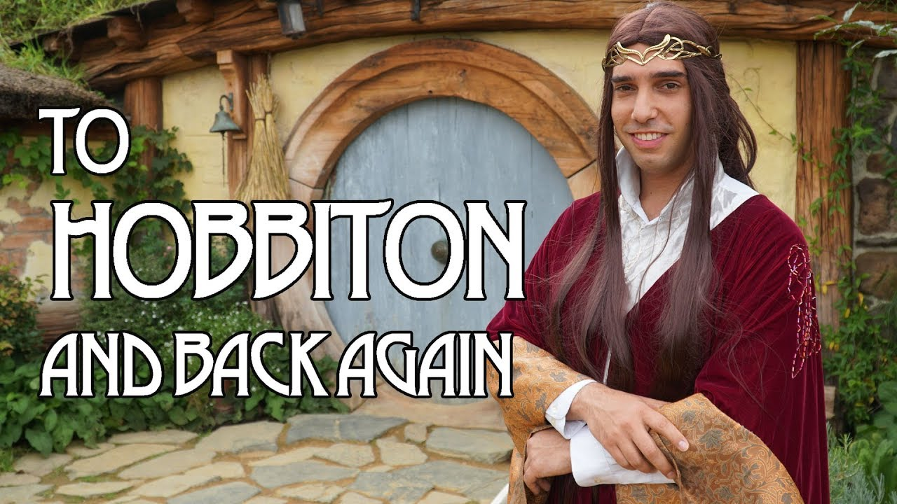 To Hobbiton and Back Again thumbnail