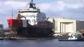 Die besten 100 Videos Schiffe verlassen ihre Werft!