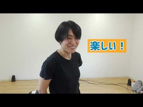 【伊藤朋子の「ナニしてはる人なん?」】空手エクササイズで本気で蹴ってる人!