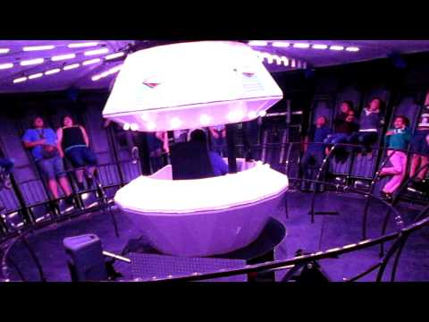 Del Mar Fair- Alien Abduction Ride