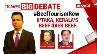 Beef Tourism Row: Kerala Government Posted Picture of Beef Fry on Makar Sankranti   NewsX