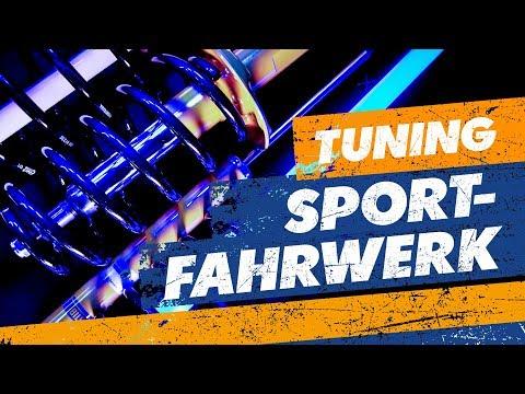 Tuning - Sportfahrwerk für Skoda Superb [TUTORIAL]