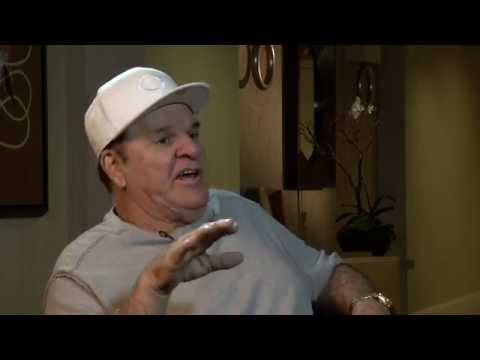 Pete Rose talks about Johnny Bench