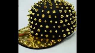 preview picture of video 'Wholesale Spike Studded Hats Caps'
