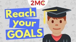 Goal Setting for Students | 4 Key Steps