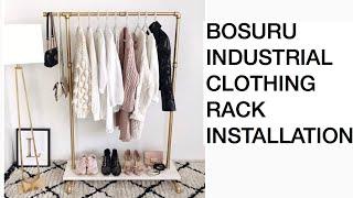 CLOTHING RACK ( BOSURU)
