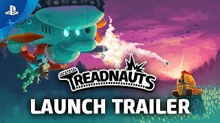 Treadnauts – Launch Trailer | PS4