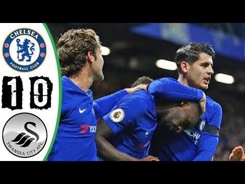 Chelsea vs Swansea 1-0 - All Goals & Highlights