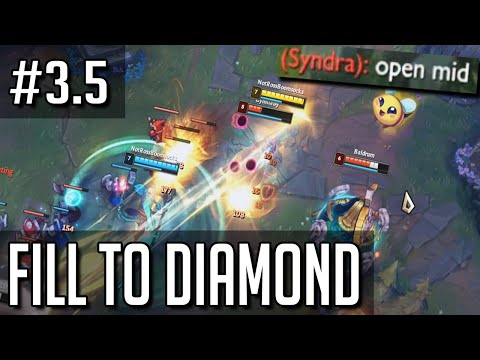 League of Legends but I have intentionally filled my final games of plat promos towards diamond