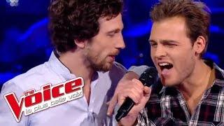 The Voice 2014│Igit VS Charlie - Like a Hobo (Charlie Winston)│Battle