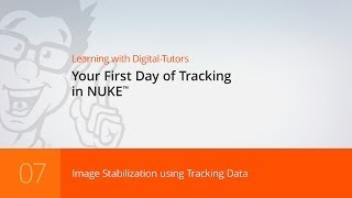 Free Training: Image Stabilization with a Track in NUKE