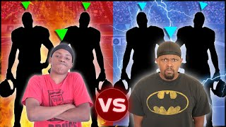 Let The MUT SQUADS Beef Begin! Team Dion vs Team Trent! (Madden 20)