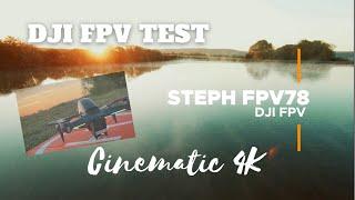 DJI FPV   4K Cinematic Sunrise