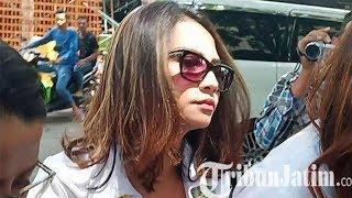 Vanessa Angel Ditahan seusai Diperiksa sebagai Tersangka