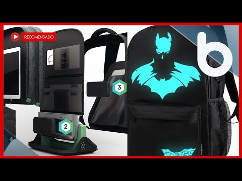 5 mochilas inteligentes que todo estudiante debe tener en la actualidad