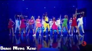 """Dance Moms - The Girls Perform """"Freaks Like Me"""" (S6E20)"""